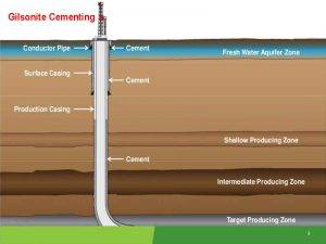 Gilsonite Cementing Grade