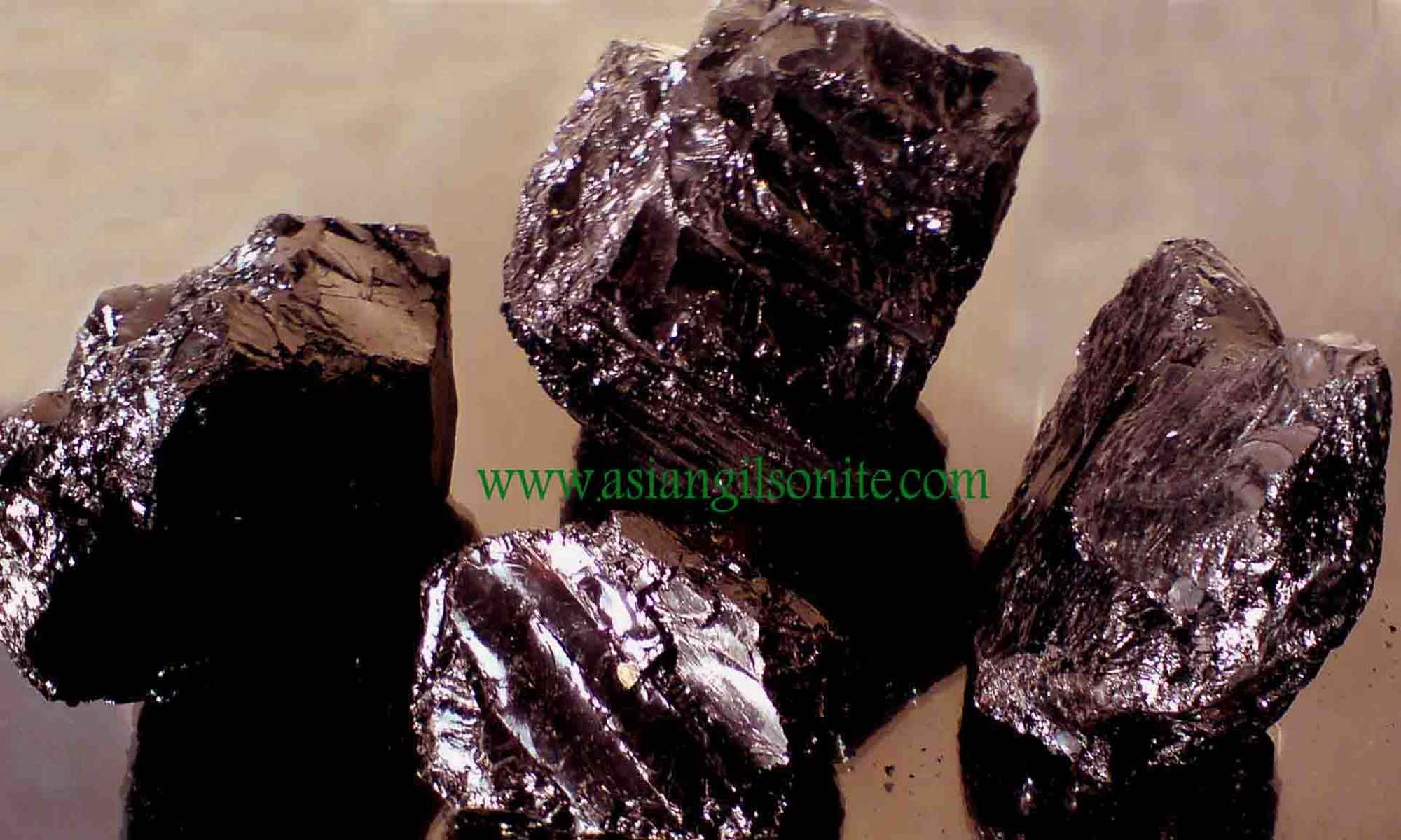 Gilsonite products